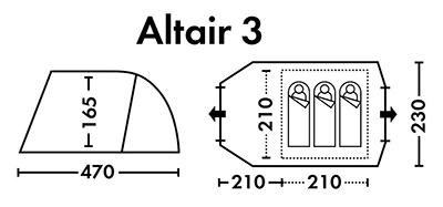 Altair 3 схема