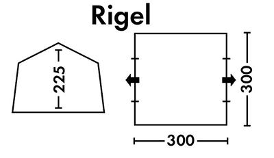Rigel схема